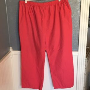 SB plus size scrub pants